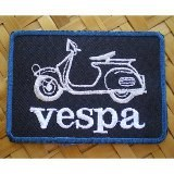 PATCH SCOOTER VESPA