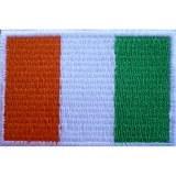 Ecusson drapeau Cote d'ivoire