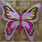 Ecusson papillon