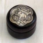 Boîte éléphant