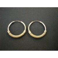 Boucles d'oreilles Pattani