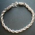 Bracelets en argent