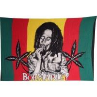 Mini tenture rasta Bob Marley