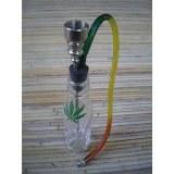 Petite pipe à eau coca