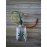 Petite pipe à eau flasque