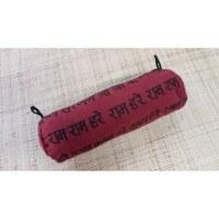 Trousse grenat sanskrit