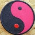 Patchs, écussons Yin Yang