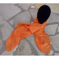 Foulard Dharamsala orange
