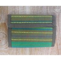 Portefeuille koshi vert