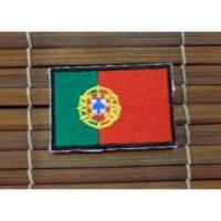 Ecusson drapeau portugais