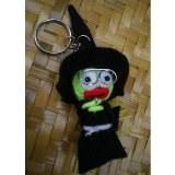 Porte clés Sorcella la sorcière