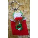 Porte clés poupée zen girl