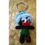Porte clés la poupée Dolly