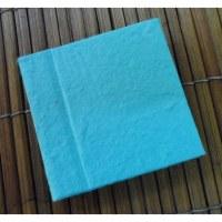 Mini carnet vert aqua