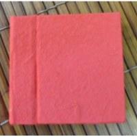 Mini carnet rouge