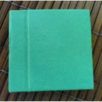 Mini carnet vert