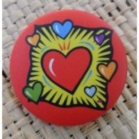 Badge lovy