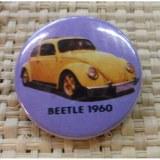 Badge Beetle 1960