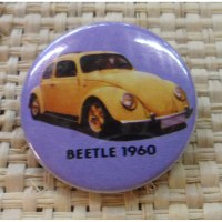 Badge Beetle 1960