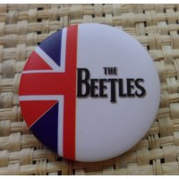 Badge 30 Beatles