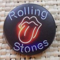 Badge Rolling stones 3