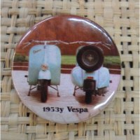 Badge Vespa 1953
