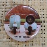 Badge Vespa 1953