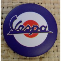 Badge 1 Vespa 30