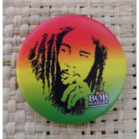 Badge 1 Bob Marley