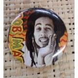 Badge 2 Bob Marley