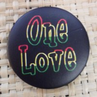 Badge one love