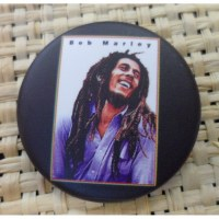 Badge 4 Bob Marley