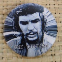 Badge 2 Che Guevara