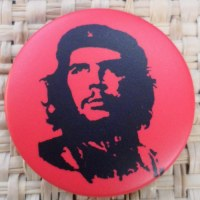 Badge 4 Che Guevara