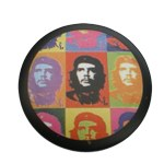 Badge Che Guevara portraits