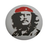 Badge Che Guevara béret rouge