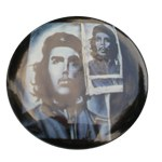 Badge Che Guevara portraits photo