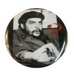 Badge Che Guevara photo NB