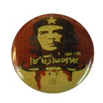 Badge Che Guevara Tête de buffle