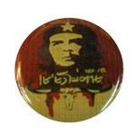 Badge Che Guevara Tête de buffle