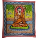 Maxi tenture Bouddha