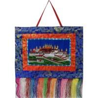 Bannière tibétaine palais du Potala