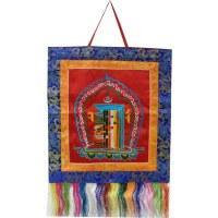 Bannière tibétaine kalachakra 2