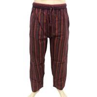 Pantalon rayé Gandaki