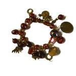 Bracelet indien pièces