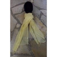 Foulard Chiang Rai jaune