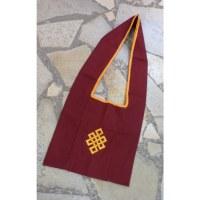 Sac moine tibétain noeud infini