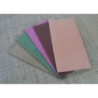 Papier à lettre et 5 enveloppes color