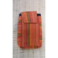 Pochette smartphone Lumbini orange
