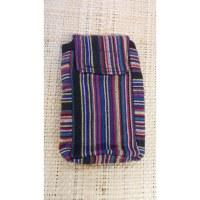 Pochette smartphone Lumbini color